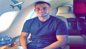 Omar Elabdellaoui, İstanbul'a geldi
