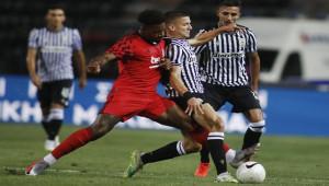 PAOK 3 - 1 Beşiktaş