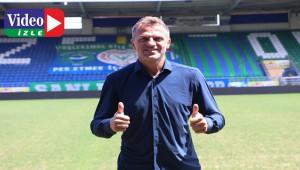 Stjepan, Rizespor ile 1+1 yıllık sözleşme imzaladı