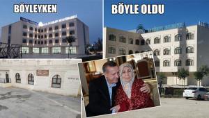 Tenzile Erdoğan Misafirhanesi Meclise taşındı