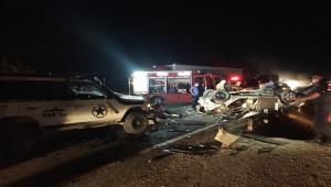 Trafik kazası: 4 ölü 6 yaralı