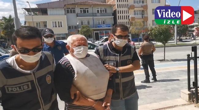 Üvey yeğenini kamayla öldürülen şahıs tutuklandı