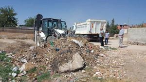 Vekil paylaşınca, belediye temizledi