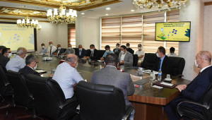 Viranşehir GES projesi valiliğe sunuldu