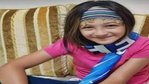 9 yaşındaki Esmanur, virüse yenik düştü