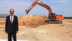 Akçakale'ye 4 milyonluk proje
