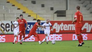 Alanyaspor 2 - 0 Kayserispor