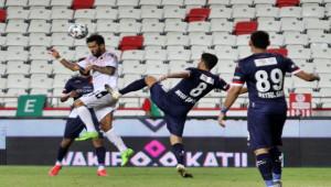 Antalyaspor 2 - 0 Gençlerbirliği