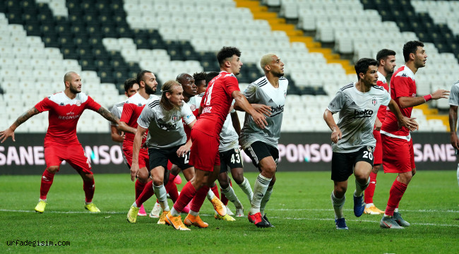 Beşiktaş 1 - 1 Antalyaspor