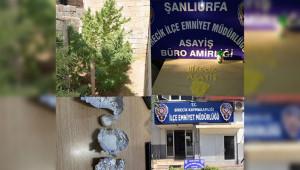 Birecik'te uyuşturucu operasyonu: 4 tutuklama