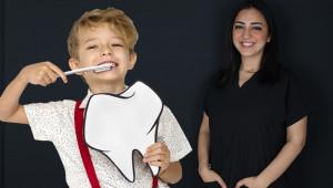 Çocuklar da Diş Sağlığına Dikkat