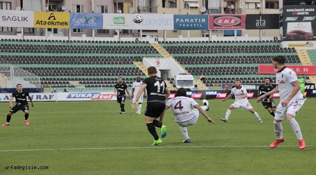 Denizlispor 0 - 0 Trabzonspor