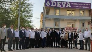 DEVA Partisi, Hilvan'da kongre yaptı