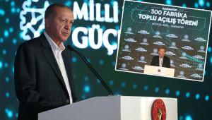 Gaziantep'te 300 fabrika açılışı yapıldı