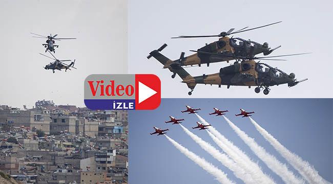 Gaziantep'te TEKNOFEST heyecanı