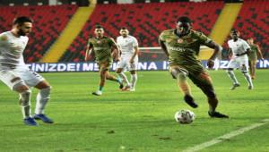 Hatayspor 2 - 0 Başakşehir