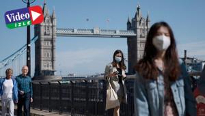 İngiltere'de 24 saatte 2 bin 420 virüs vakası