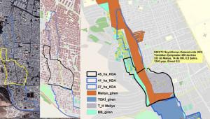 Kentsel dönüşüm alanları belli oldu