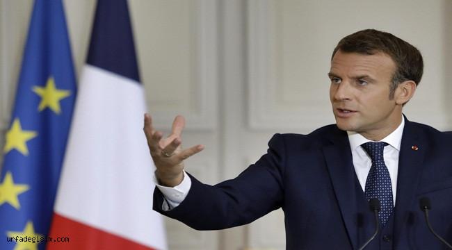 Macron'dan Lübnanlı siyasilere