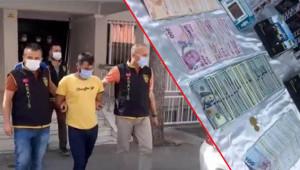 Malatya'da çalıp, Urfa'da sattılar