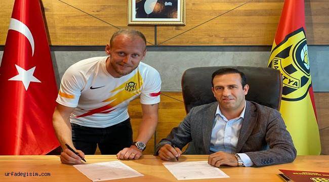Malatyaspor, Semih Kaya'yı renklerine bağladı
