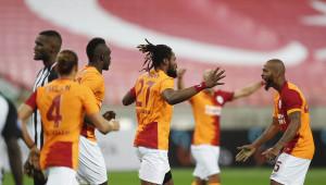 Neftçi Bakü 1 - 3 Galatasaray