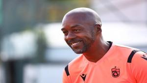 Newton'un hedefi kolektif Trabzonspor