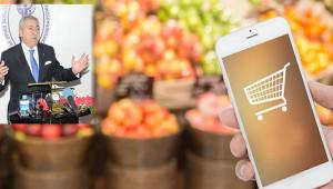 """""""Online gıda alışverişlerine dikkat"""""""