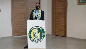 Şanlıurfaspor'un yeni başkanı belli oldu