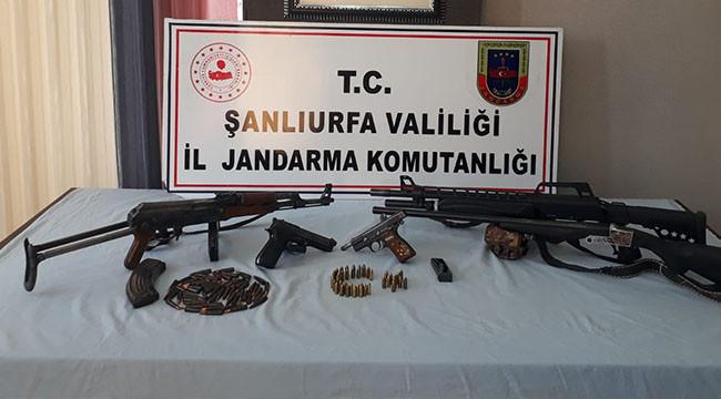 Silah kaçakçılarına operasyon: 2 gözaltı