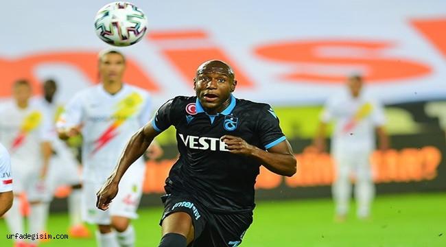 Trabzon sporun yeni transferi fırtına gibi esti