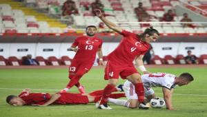 Türkiye 0 - 1 Macaristan