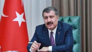 Türkiye'de bin 467 kişiye virüs tanısı konuldu