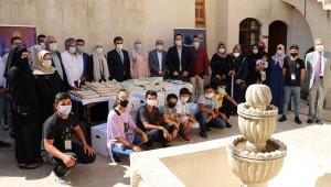 Urfa'da 60 çocuğa destek