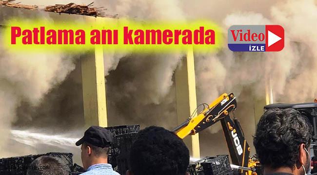 Urfa'daki patlamanın nedeni açıklandı