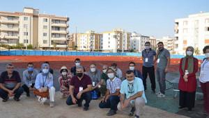 Genç araştırmacılar Urfa'yı gezdi