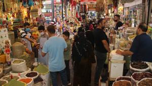 Urfa'nın şifa aradığı pazar