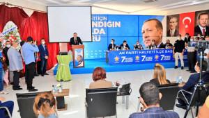 AK Parti Halfeti ilçe başkanı belli oldu