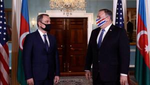 Azerbaycan ve ABD arasında kritik görüşme