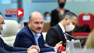 Bakan Soylu'dan ABD Büyükelçiliğine tepki