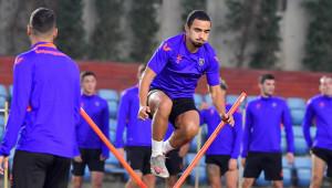 Başakşehir, PSG maçına hazırlanıyor