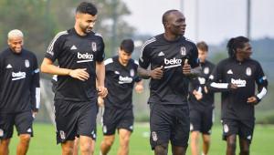 Beşiktaş'ta Malatya mesaisi başladı