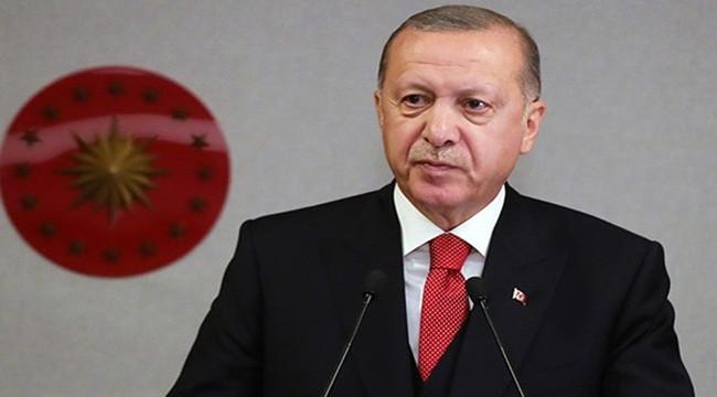 """Cumhurbaşkanı Erdoğan:hane başı bin lira olarak ihtiyaç sahiplerine dağıttık"""""""