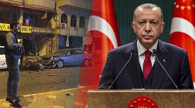 Erdoğan'dan İskenderun açıklaması