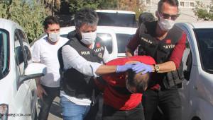 Eşine işkence yapan cani koca tutuklandı