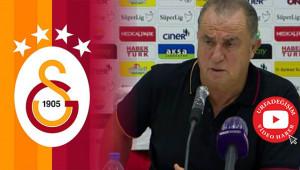 """Fatih Terim: """"Ben Galatasaray'ı terk etmedim''"""