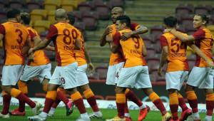 Galatasaray ile Alanyaspor 9. randevuda