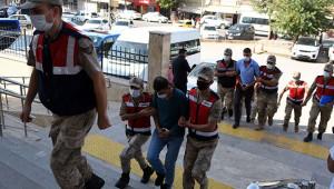 Kablo hırsızları tutuklanarak cezaevine gönderildi