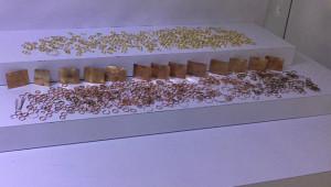 Kilolarca altın çalan hırsızlar tutuklandı