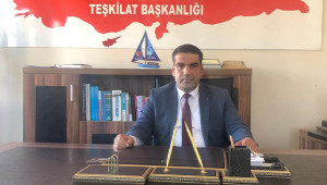 MHP il teşkilat başkanı Bakır Bostancı oldu
